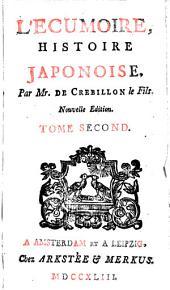 LʻECUMOIRE, HISTOIRE JAPONOISE.: TOME SECOND, Volume2