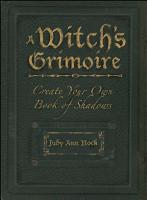 A Witch s Grimoire PDF