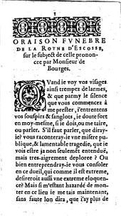 Martyre de la Royne d'Ecosse, Douairiere de France. Contenant le vray discours des traïsons à elle faictes à la suscitation d'Elizabet Angloise, etc. By A. Blackwood