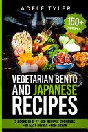 Japanese Cookbook And Vegetarian Bento