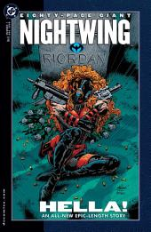 Nightwing 80 Page Giant #1