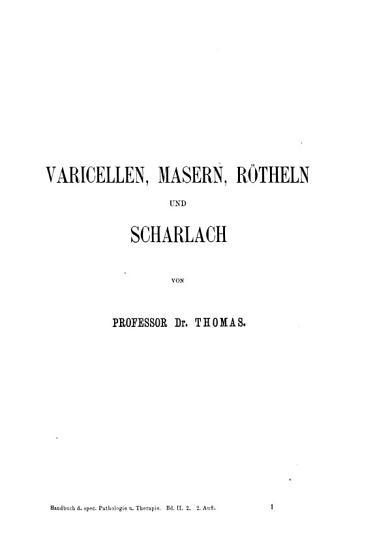 Handbuch der speciellen Pathologie und Therapie  v 2 pt 2   2nd ed   1875 PDF