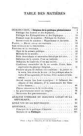 La république: Livre8