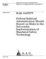 Rail Safety PDF
