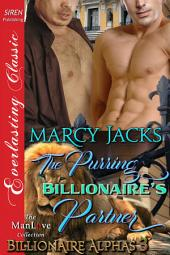 The Purring Billionaire's Partner [Billionaire Alphas 3]