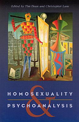 Homosexuality and Psychoanalysis PDF