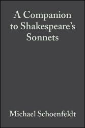 A Companion To Shakespeare S Sonnets Book PDF