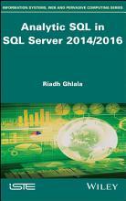 Analytic SQL in SQL Server 2014 2016 PDF