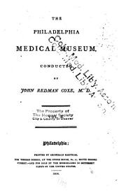 The Philadelphia Medical Museum: Volume 2