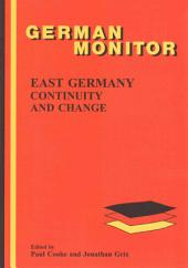 East Germany: Continuity and Change