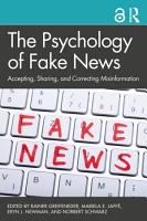 The Psychology of Fake News PDF