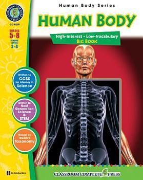 Human Body Big Book Gr  5 8 PDF