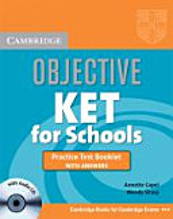 Objective KET   Practice Test Booklet PDF