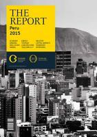 The Report  Peru 2015 PDF