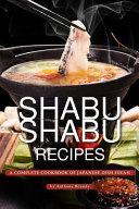 Shabu Shabu Recipes Book