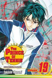 The Prince of Tennis, Vol. 19: Tezuka's Departure