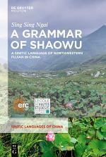 A Grammar of Shaowu