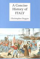 A Concise History of Italy PDF