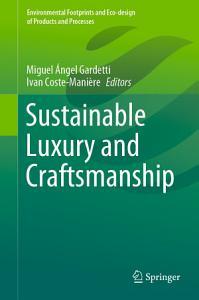 Sustainable Luxury and Craftsmanship PDF