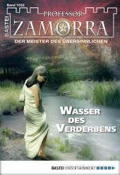 Professor Zamorra - Folge 1032: Wasser des Verderbens