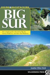 Hiking And Backpacking Big Sur Book PDF