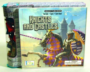 Groovy Tubes  Knights and Castles PDF