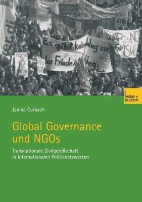 Global Governance und NGOs PDF