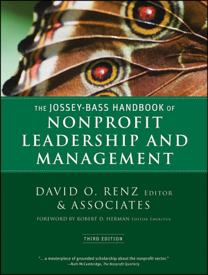 The Jossey Bass Handbook of Nonprofit Leadership and Management PDF