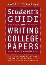 Student's Guide to Writing College Papers