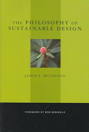 The Philosophy of Sustainable Design PDF
