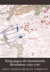 Krieg gegen die französische Revolution 1792-1797: Band 2
