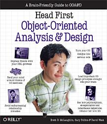 Head First Object Oriented Analysis And Design Book PDF