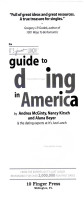 The It s Just Lunch Guide To Dating In America PDF