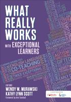 What Really Works With Exceptional Learners PDF