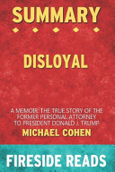 Summary Of Disloyal Book PDF