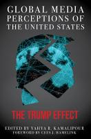 Global Media Perceptions of the United States PDF