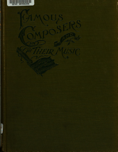 Famous composers and their music: Volume 3