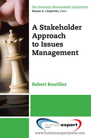 A Stakeholder Approach to Issues Management PDF