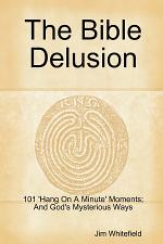The Bible Delusion: 101 'Hang On A Minute' Moments; And God's Mysterious Ways
