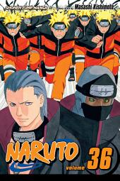 Naruto, Vol. 36: Cell Number Ten