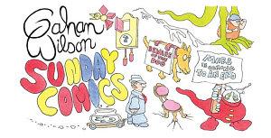 Gahan Wilson Sunday Comics PDF
