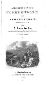 Aardrijkskundig woordenboek der Nederlanden: Deel 10