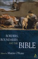 Borders  Boundaries and the Bible PDF