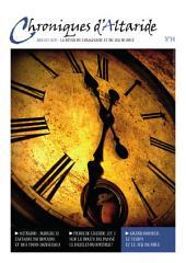 Chroniques d'Altaride n°014 Juillet 2013: Le Temps