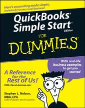 QuickBooks Simple Start For Dummies