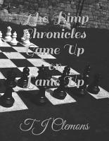 The Pimp Chronicles Game Up or Lame Up PDF