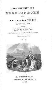 Aardrijkskundig woordenboek der Nederlanden: Deel 9