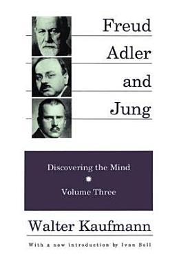 Freud  Adler  and Jung PDF