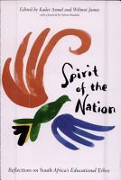 Spirit of the Nation PDF