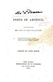 The Poets of America, Illustrated by One of Her Painters